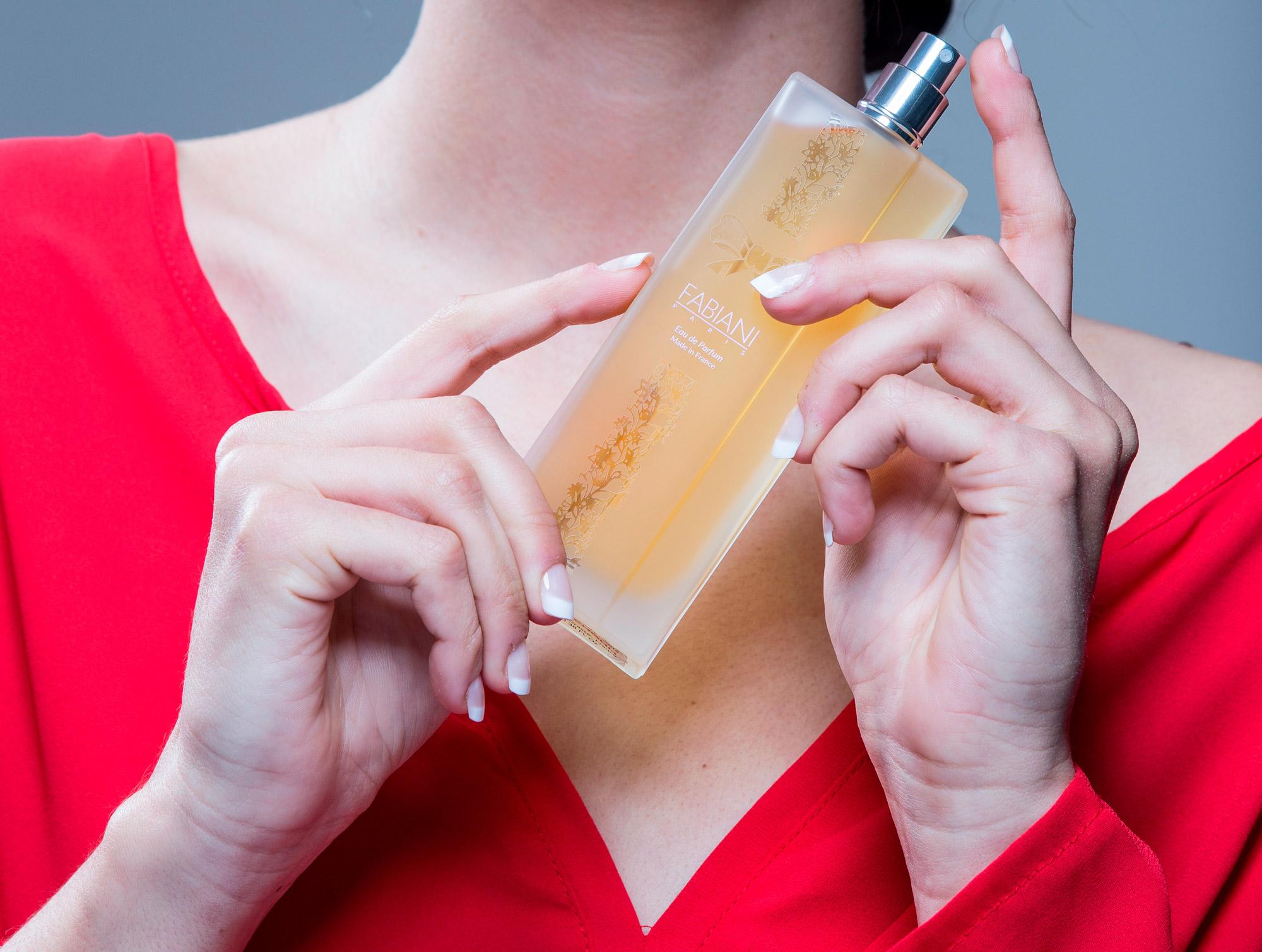 Parfum pour Femme à notes florales