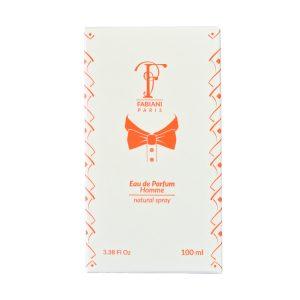 Coffret Parfum Homme Note Orientale