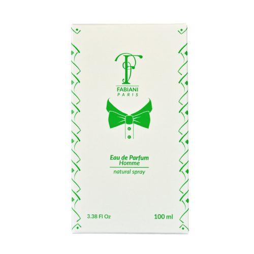 Coffret Parfum Homme Note Fougères