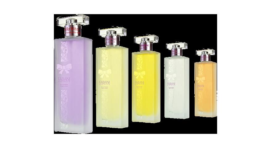 Parfums Fabiani, fragrances subtiles pour Femme