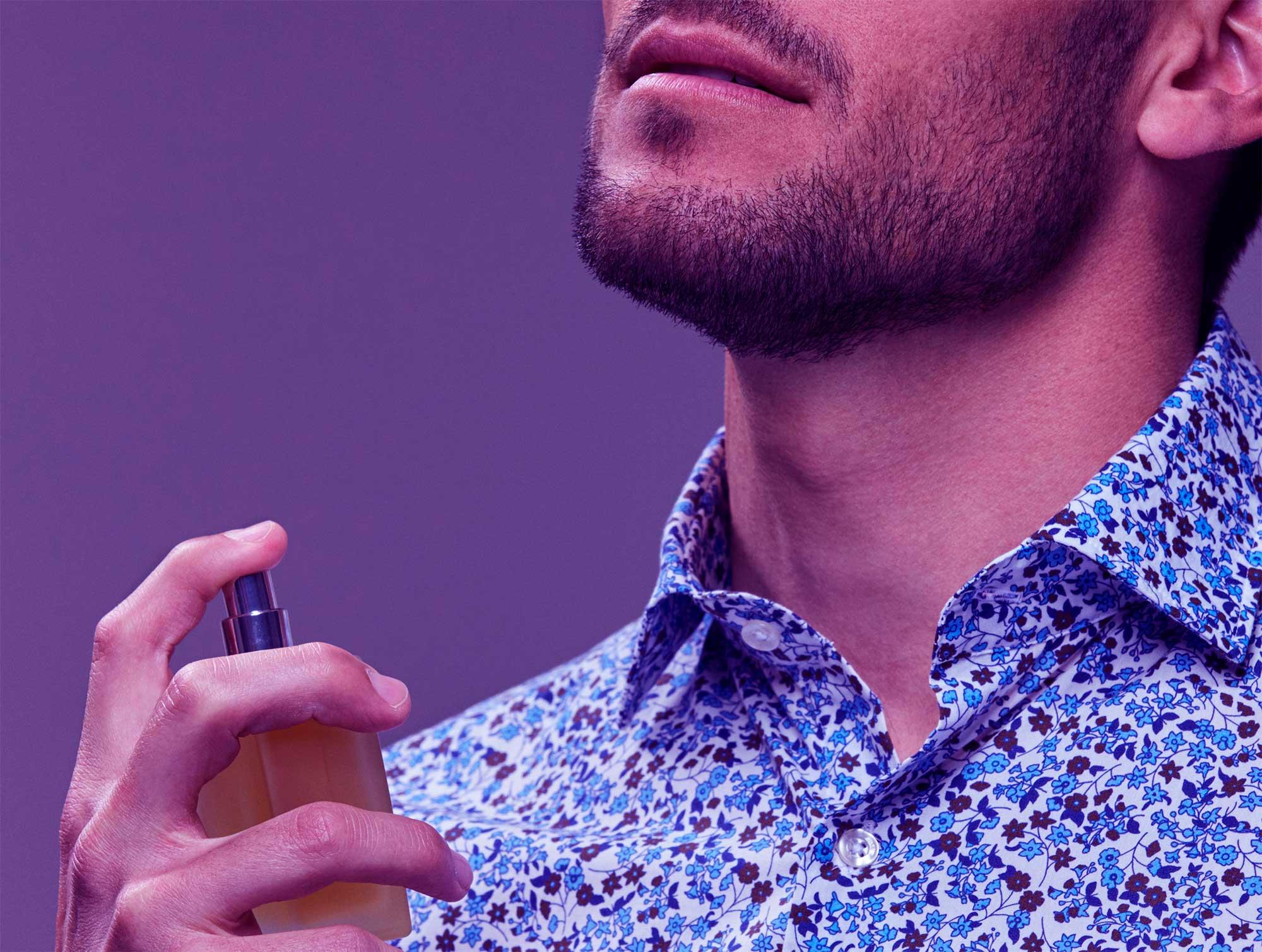 Parfum pour Homme note boisé