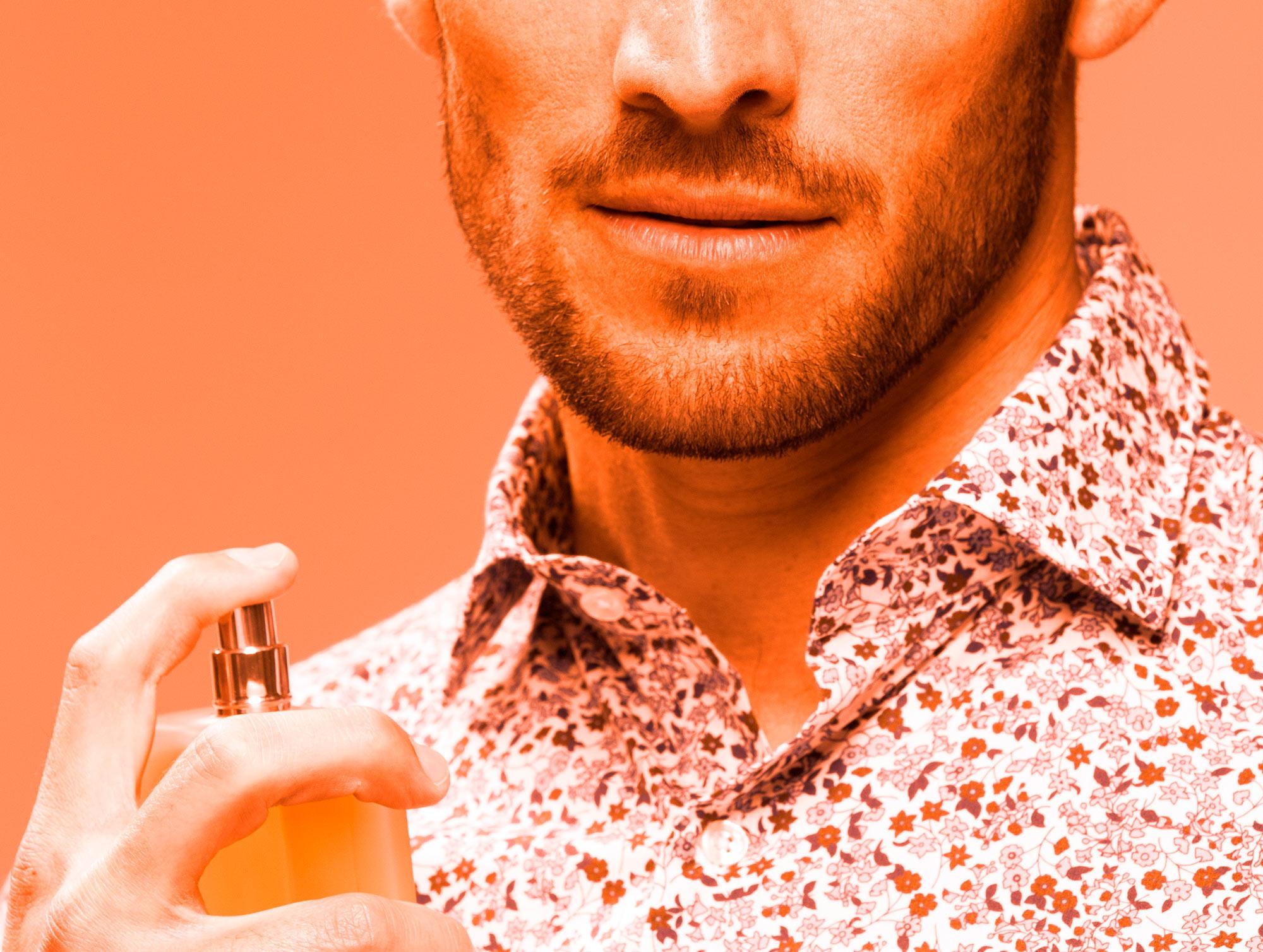 Parfum pour Homme aux notes Hespéridées