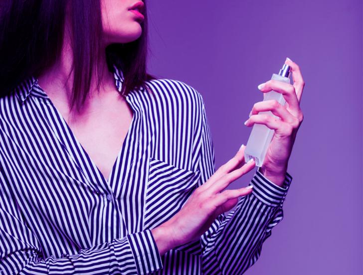 Parfum pour Femme à notes chyprées