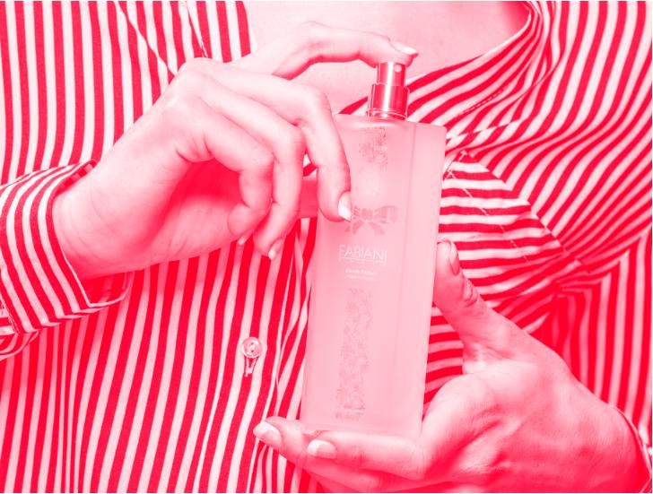 Parfum pour Femme aux notes fruitées