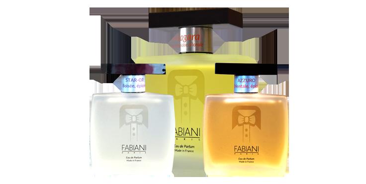 Parfums Fabiani, qualité et élégance pour Homme