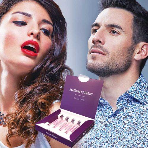 Coffret Découverte 4 Parfums Personnalisés